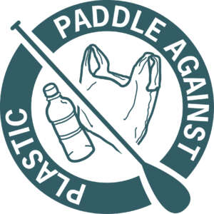 Paddle Against Plastic logo