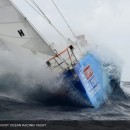 Ocean Crusaders represented in 13/14 Clipper Round the World Yacht Race