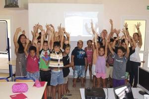 School visit2660