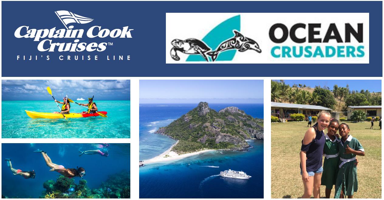 Fiji Ocean Ambassador Program Ocean Crusaders